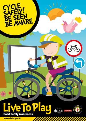 Live to Play 2014 - Cycle Safely