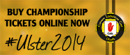 Buy Ulster Championship Tickets Online