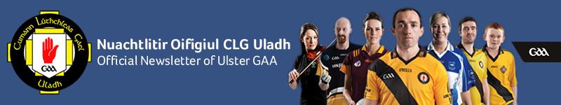Ulster GAA Newsletter