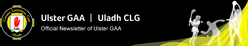 Ulster GAA Newsletter