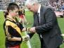 Cumann na mBunscol games at Ulster Football Finals 2010