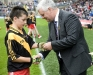 Cumann na mBunscol games at Ulster Football Finals 2010