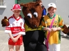 Out and About with the 'FUN to Fame' Mascot - Donegal v Derry