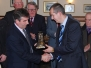 Minister Poots attend first Gaelic Games Match