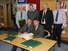 Transfer of Ulster Council Minutes to  Fiaich Library
