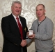 gavin-corrigan-receives-his-award-from-ulster-gaa-president-aogan-o-fearghail