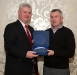 jimmy-mckee-receives-his-award-from-ulster-gaa-president-aogan-o-fearghail