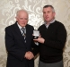 jimmy-mckee-receives-his-award-from-ulster-referees-committee-chairman-joe-jordan