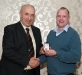 tommy-mcintyre-receives-his-award-from-ulster-gaa-secretary-danny-murphy