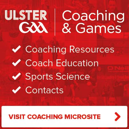 Ulster GAA Coaching Microsite