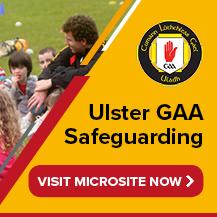 Ulster GAA Safeguarding Microsite 2016