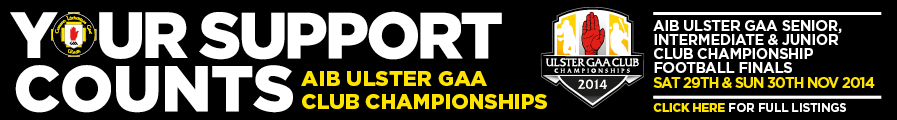 Ulster Club Championship 2014 Football Final