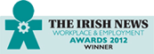 The Irish News Workplace and Employement Award Winners 2012