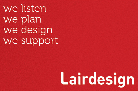 Website Design and Development by Lairdesign