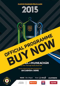 Ulster Senior Football Championship Final - Donegal v Monaghan