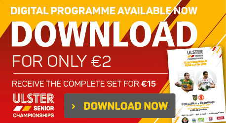 Digital Programme - Donegal v Tyrone Final - Download Now