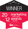 CIM Marketing Award Winners 2012