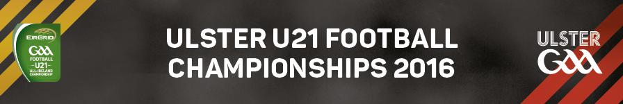 Ulster U21 Football Championship 2016
