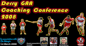 First Derry Coaching Conference
