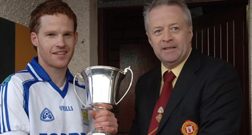 Ballinderry take Ulster League Title
