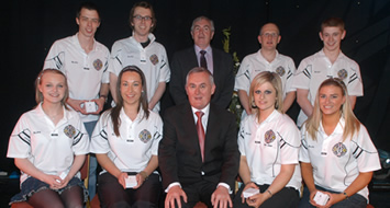 5 All-Irelands for Ulster Scór Acts
