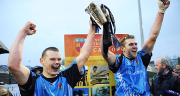 UUJ win Sigerson Cup