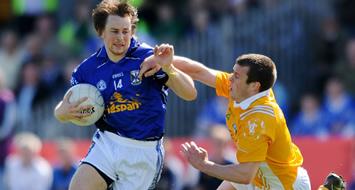 Johnston inspires Cavan to Victory
