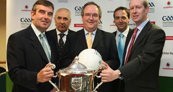2008 Ulster SFC Launched