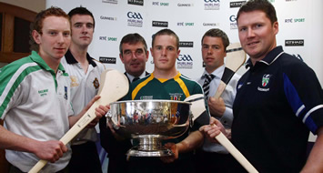 Launch of 2008 Ulster SHC