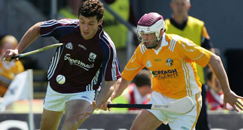 Antrim take on Galway in Qualifiers