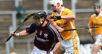 SHC Qualifiers: Galway down Antrim