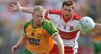 USFC: Bradley too hot for Donegal