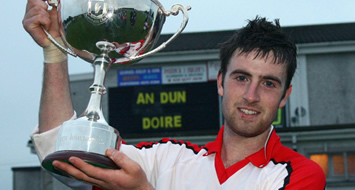 Derry retain U21 HC Title