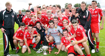 UMFC: Tyrone Minors retain Crown