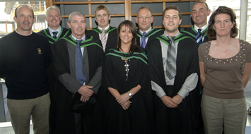 GAA Graduates 2008