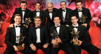 Ulster dominate GAA All Star awards