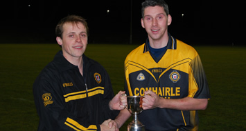 Ulster GAA lift Interfirms Title
