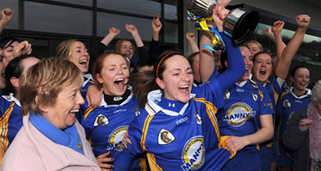 Rossa claim first Camogie All-Ireland