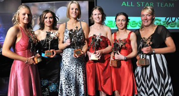 Ulster Ladies pick up 6 All Stars