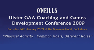 2009 Ulster Coaching Conference