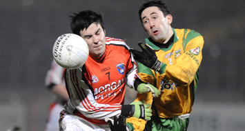 Donegal first through to Final