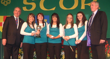 3 Winners in Scór na nÓg
