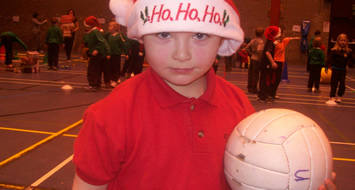 P2 Christmas Fun Day