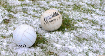 U21 Football Semis Postponed