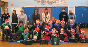 Festive Fun for Erne Special School