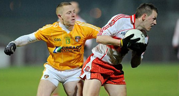Derry secure Final place