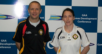 Fermanagh Schools Coaches present at National Coaching Conference