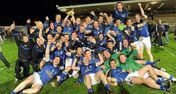 Cavan claim Ulster U21 Title