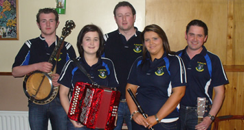 Success at All Ireland Scór Sinsir