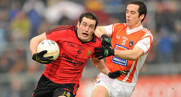 Armagh send Mourne men packing
